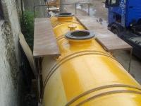 Ремонт стеклопластиковых емкостей для транспортировки агрессивных сред