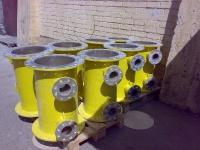 Катушки коллектора хлористого водорода